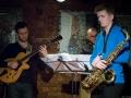 Szymon Mika Quartet@Jazz Nad Odrą Festival (Mleczarnia) 2014