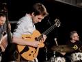 Szymon Mika Trio feat. Max Mucha & Ziv Ravitz in Radio Kraków | fot. Bartłomiej Krężołek